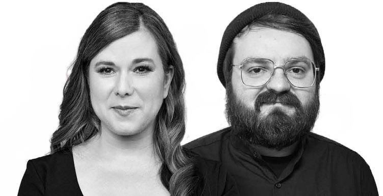 podcast hosts