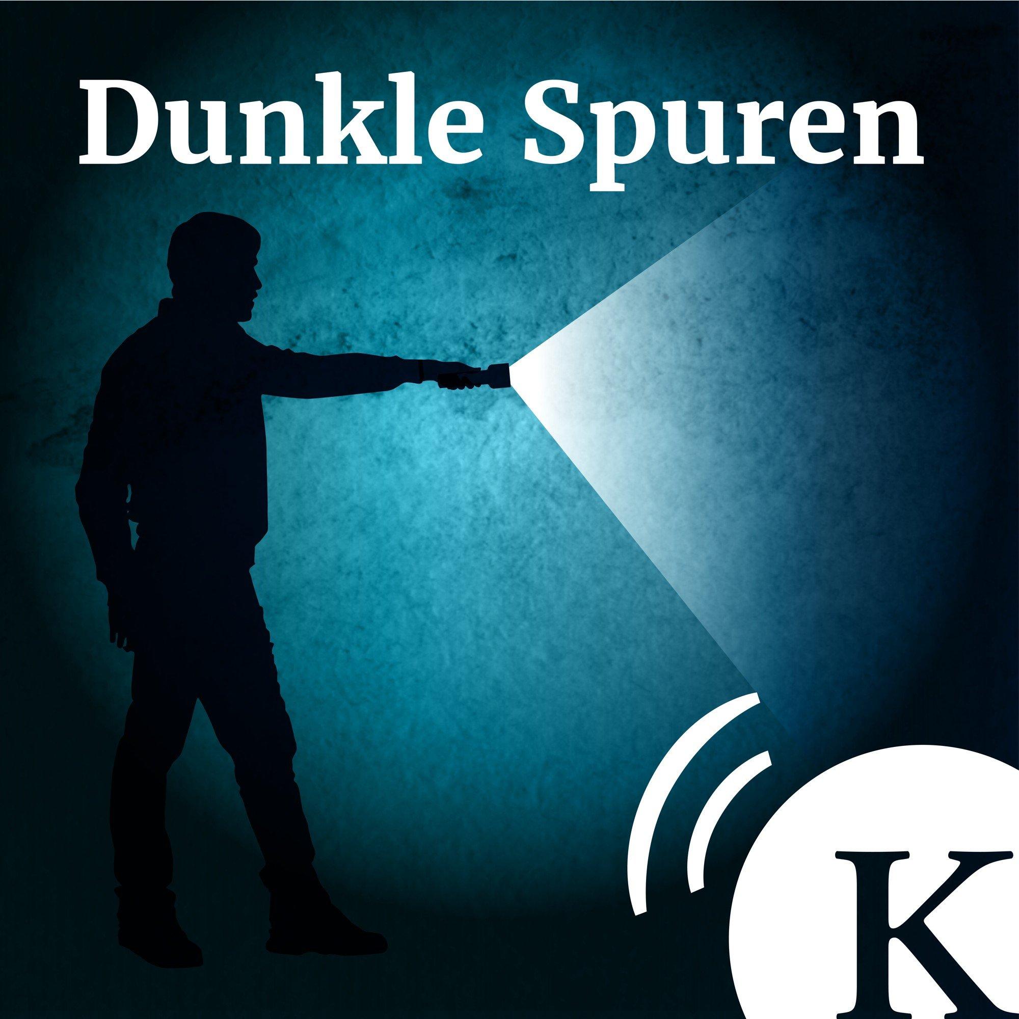 dunkle spuren podcast